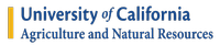 UC Agriculture and Natural Resources Logo